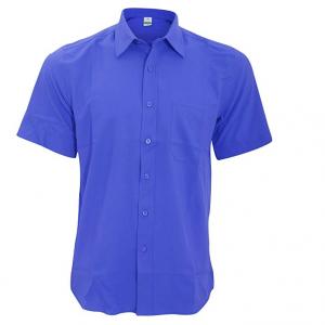 Camisa Transpirable para trabajar de manga corta