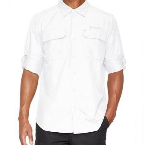 Columbia Camisa, Silver Ridge II, Hombres