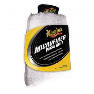 Meguiar's - Guante de microfibra grueso para limpieza de coche