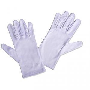 Guantes de Microfibra con Tratamiento Anti Pelusa y Compatibles con Pantallas Tactiles para Inspecciones