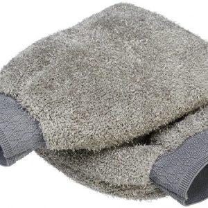 Mitón para lavado de coches de microfibra, Paquete de 2