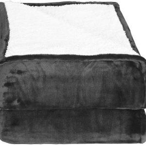 Mantas reversibles de franela Sherpa Flannel (150 x 200 cm)