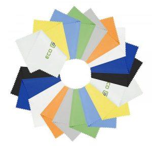 Paños de Limpieza de Microfibra XL (Conjunto de 18 unidades).