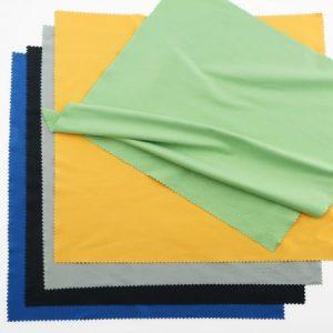 5 EXTRA GRANDES Los Paños de Colores Adecuados para la Limpieza de Lentes,Gafas, Camaras, iPad, iPhone,