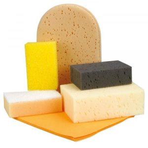 Esponjas para Lavar el Coche, 6 Piezas