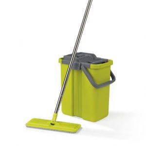 CLEANmaxx Cleanmaxx Maleta, 43 cm, 1 Liters, Verde (Green)