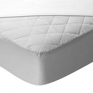 Pikolin Home - Protector de colchón acolchado cubre colchón para cuna,