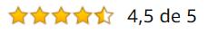 estrellas opiniones de clientes amazon